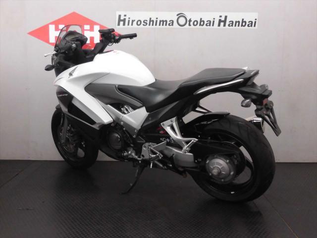 ホンダ VFR800X 無限マフラー付の画像(広島県