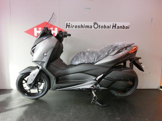 ヤマハ X-MAX250 ABS 2018年モデルの画像(広島県