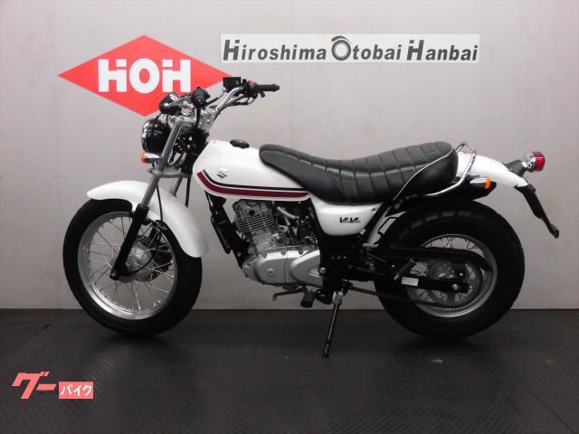 スズキ バンバン200 インジェクションタイプの画像(広島県