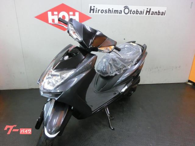 ヤマハ シグナスX SR 新型の画像(広島県