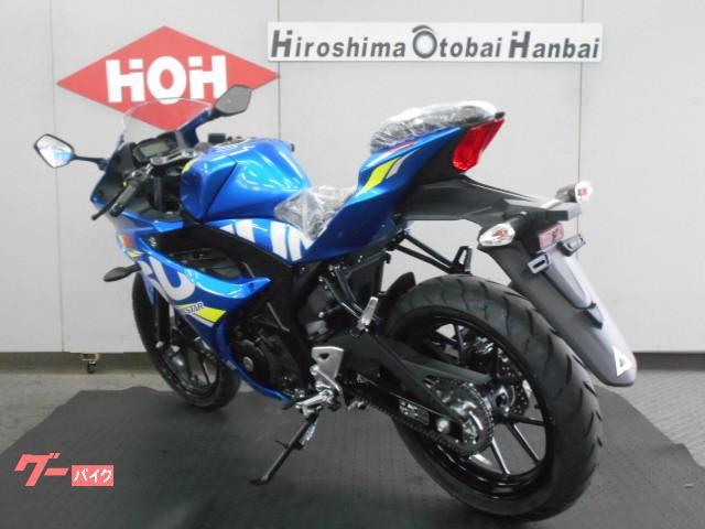 スズキ GSX-R125 ABS L9モデルの画像(広島県