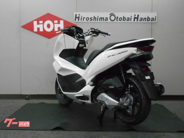 ホンダ PCX150 2018年モデルの画像(広島県