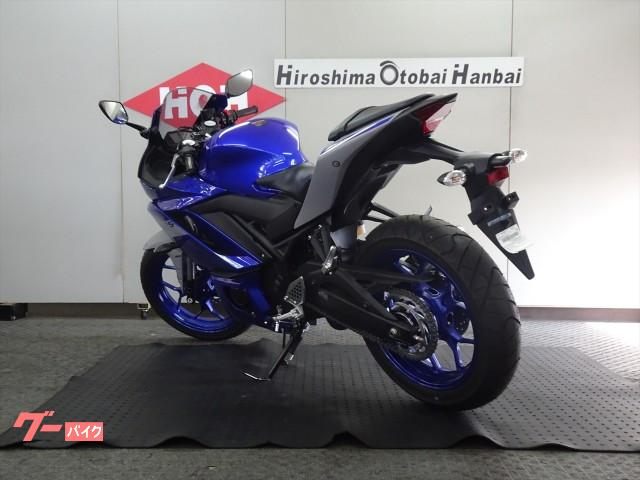 ヤマハ YZF-R25 ABS 2021年モデルの画像(広島県