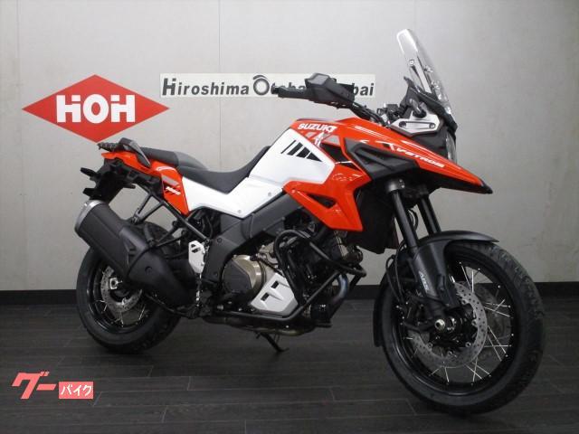 スズキ V-ストローム1050XT 新型の画像(広島県