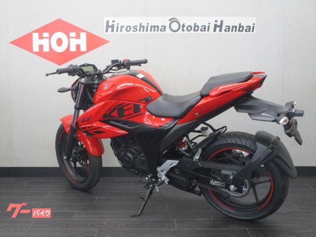スズキ GIXXER 150 M1モデルの画像(広島県