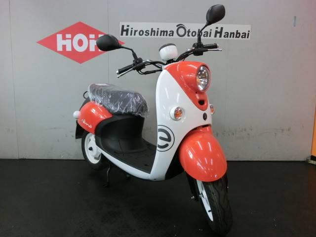 ヤマハ ビーノ 電動バイク Eビーノの画像(広島県