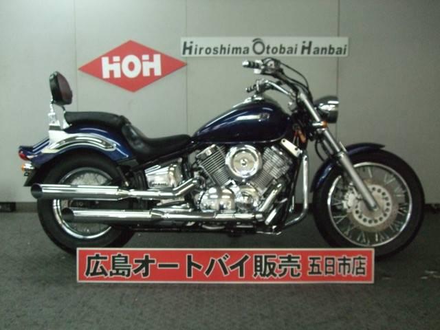 ヤマハ ドラッグスター1100 GooBike鑑定車の画像(広島県