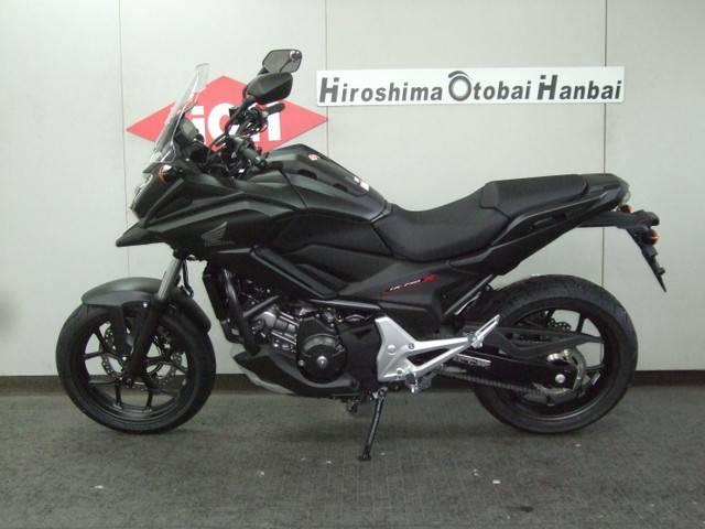 ホンダ NC750X DCT ABS Eパッケージの画像(広島県