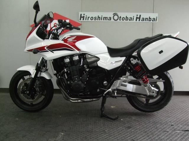 ホンダ CB1300Super ツーリングの画像(広島県