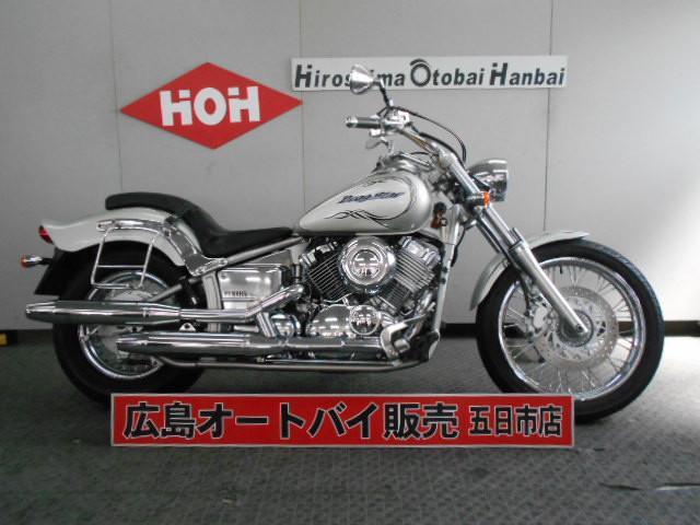 ヤマハ ドラッグスター400の画像(広島県