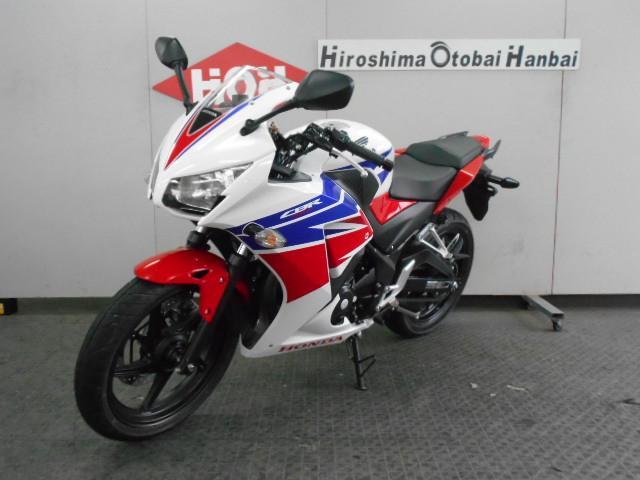 ホンダ CBR250Rの画像(広島県