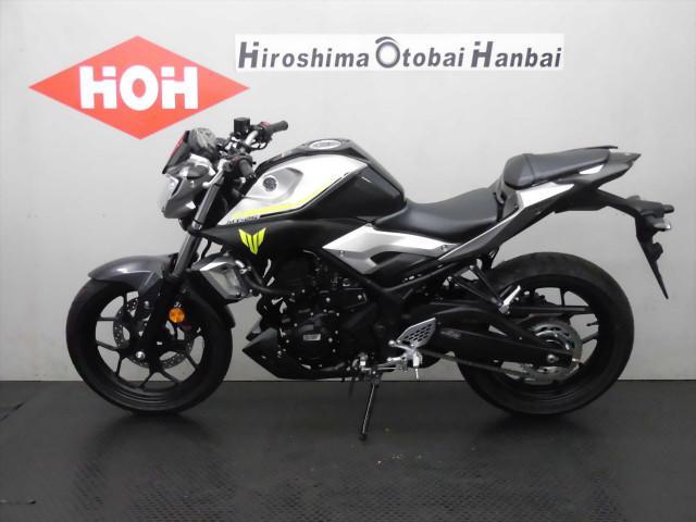 ヤマハ MT-25  2017年モデルの画像(広島県