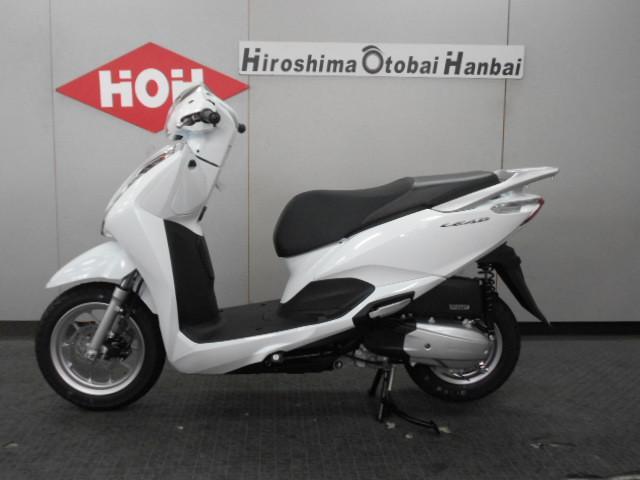 ホンダ リード125 新型の画像(広島県