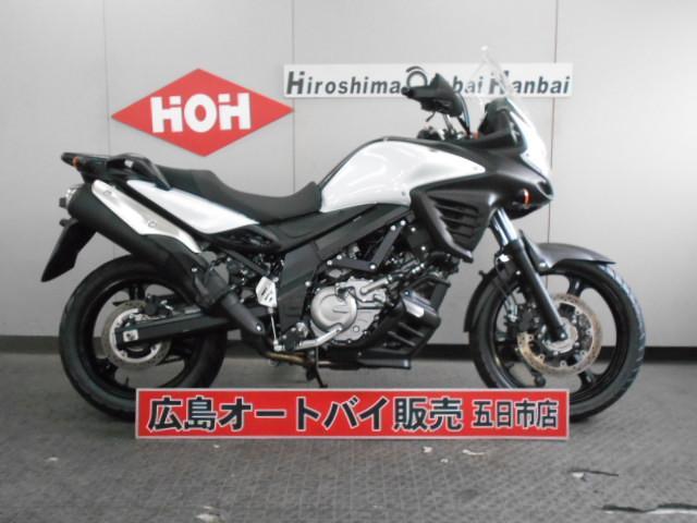 スズキ V-ストローム650の画像(広島県