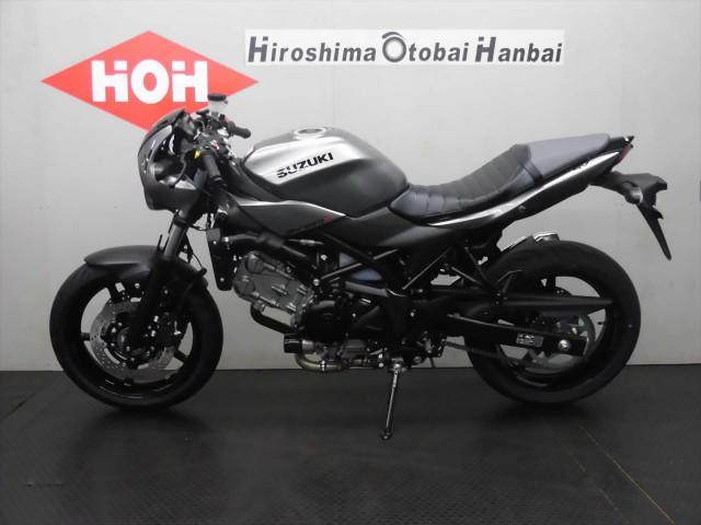 スズキ SV650X ABSの画像(広島県