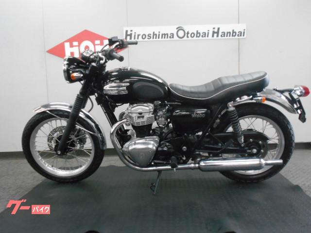 カワサキ W400の画像(広島県