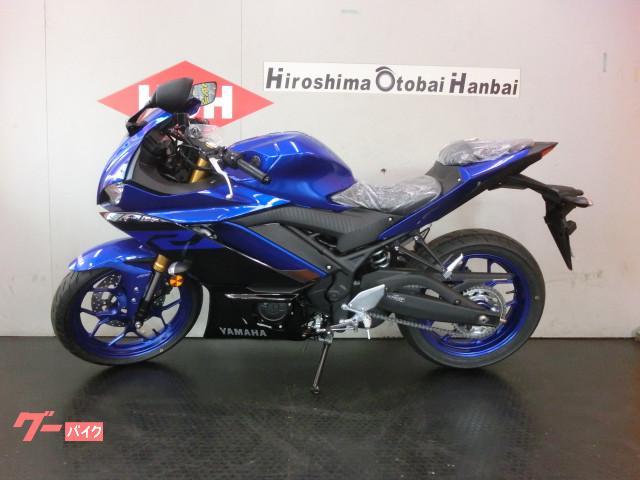 ヤマハ YZF-R3 ABS 2019年モデルの画像(広島県
