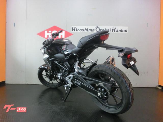 ホンダ CB250R ABS標準装備 現行モデルの画像(広島県