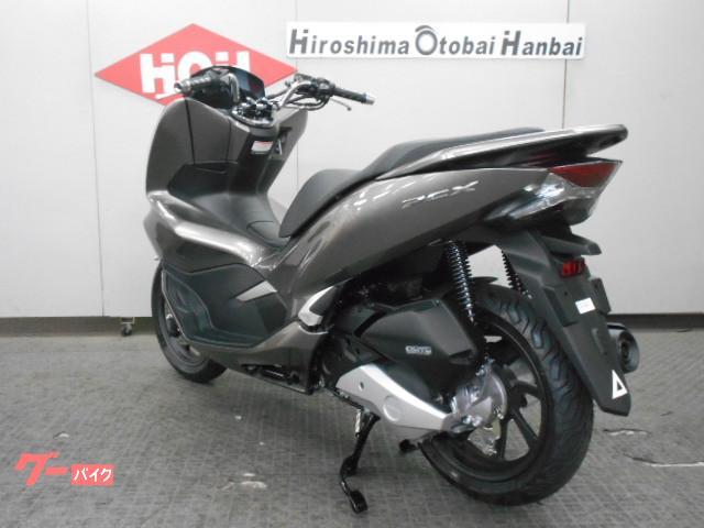 ホンダ PCX 新型の画像(広島県
