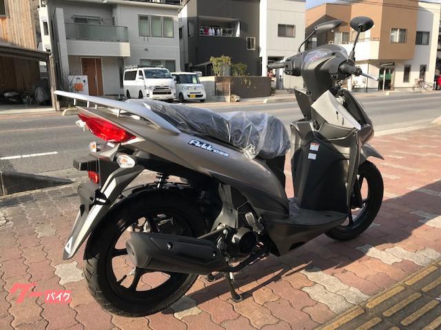 スズキ アドレス110の画像(広島県