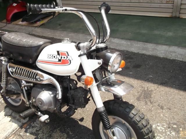 ホンダ モンキー Z50Jの画像(広島県