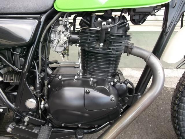 カワサキ 250TRの画像(広島県