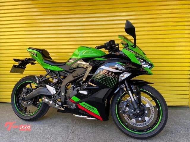 Ninja ZX−25R SE KRT SP忠雄パワーボックスマフラー