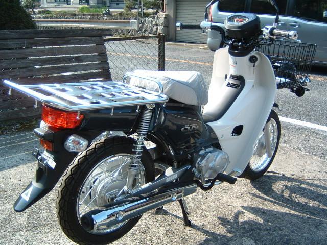 ホンダ スーパーカブ110プロの画像(広島県