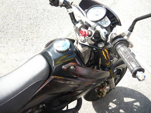 ホンダ XR100 モタードの画像(広島県