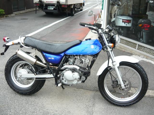 スズキ バンバン200の画像(広島県