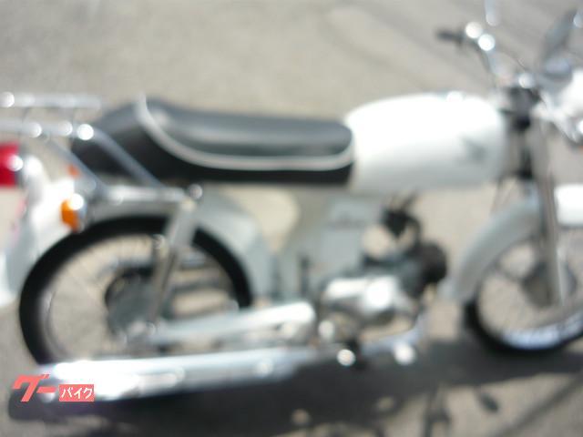 ホンダ ベンリィ50Sの画像(広島県