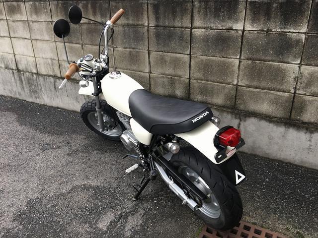 ホンダ Ape100の画像(広島県