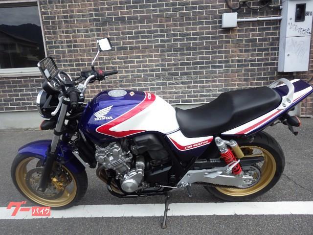 ホンダ CB400Super Four VTEC Revoグーバイク鑑定車の画像(広島県