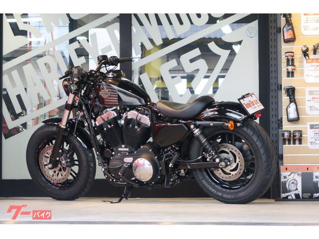 HARLEY-DAVIDSON XL1200X フォーティエイトの画像(広島県
