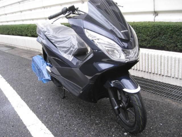 ホンダ PCX125 国内正規現行モデルの画像(広島県