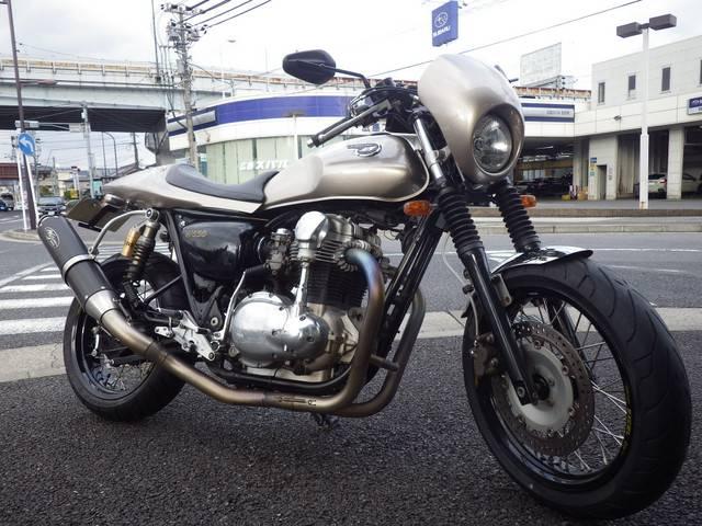 カワサキ W650 フルカスタムの画像(広島県