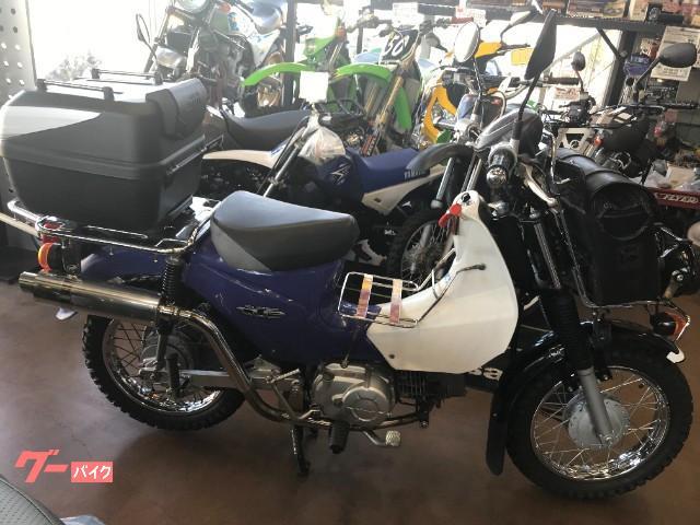 スーパーカブ110 MD