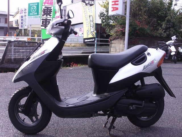 スズキ レッツIILの画像(岡山県