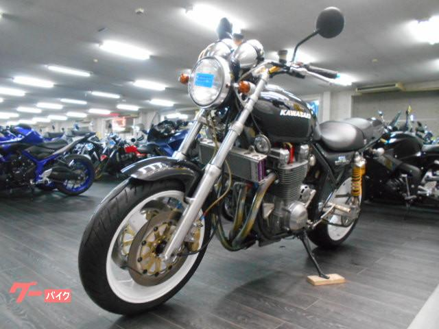 カワサキ ZEPHYR1100 カスタムの画像(広島県