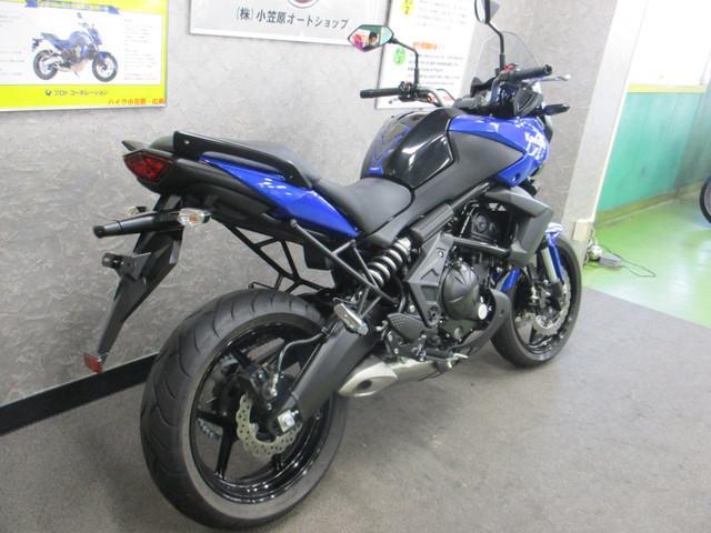 カワサキ Versys ワンオーナー車の画像(愛媛県