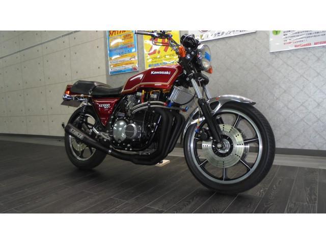 カワサキ KZ1000MK-IIの画像(愛媛県
