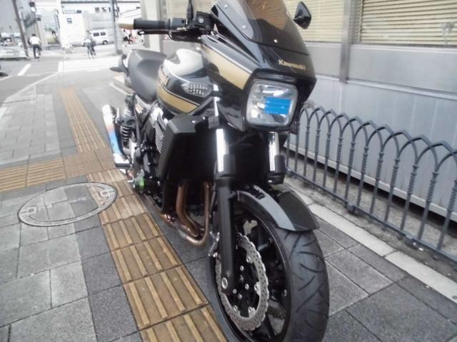 カワサキ ZRX1200 DAEG・スリップオンマフラーの画像(広島県