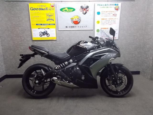 カワサキ Ninja 400の画像(愛媛県