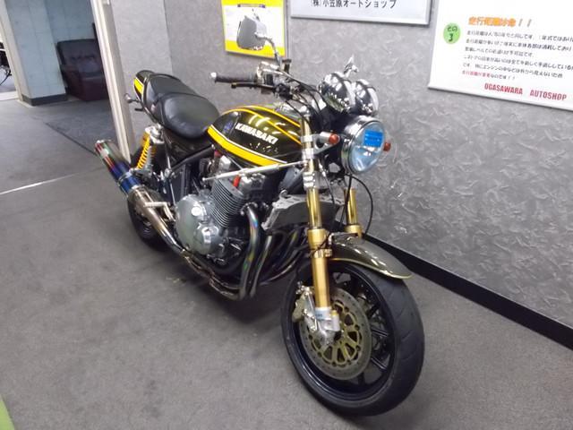 カワサキ ZEPHYR1100 フルカスタム車の画像(広島県