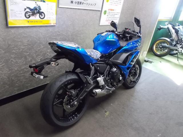 カワサキ Ninja 650の画像(広島県