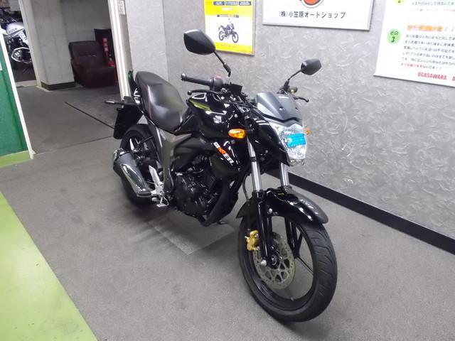 スズキ GIXXER 逆車ワンオーナーの画像(広島県