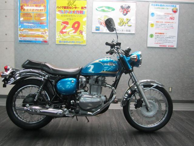 カワサキ エストレヤ FI ワンオーナーの画像(広島県