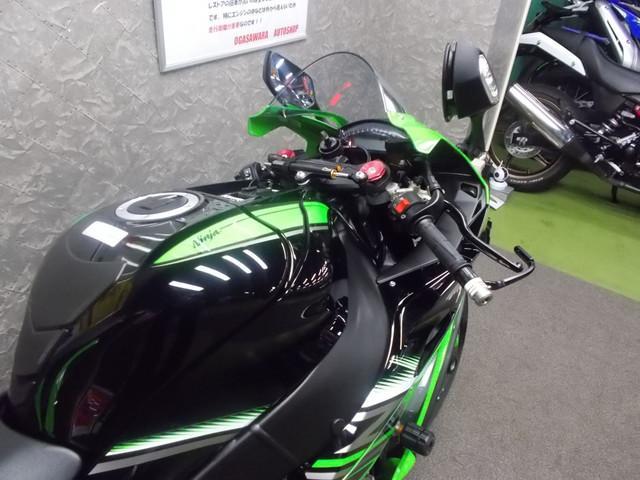カワサキ Ninja ZX-10R 新型モデル KRTエディションの画像(広島県