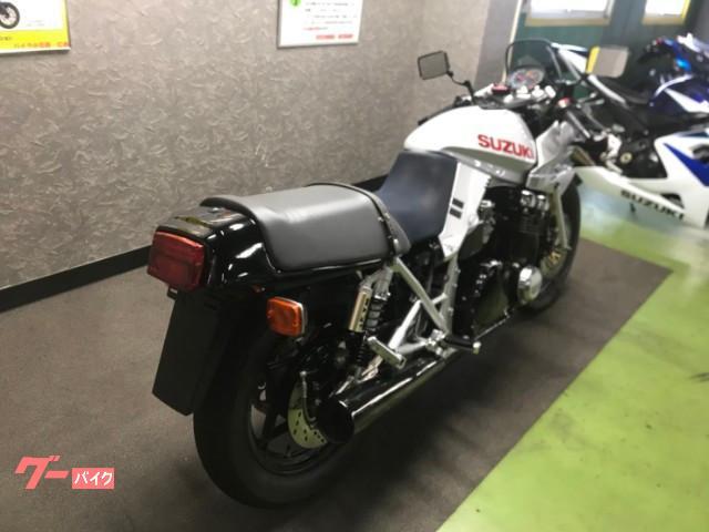 スズキ GSX1100S KATANA ファイナルエディション ワンオーナー車の画像(広島県