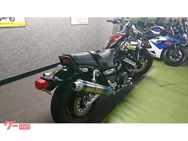 ヤマハ VMAX 1200 逆車 最終型の画像(広島県